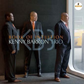 Kenny Barron/Kenny Barron Trio: Book of Intuition