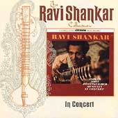 Ravi Shankar: Indian's Most Distinguished Musician In Concert [Angel]