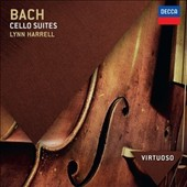 J.S. Bach: Cello Suites (6) / Lynn Harrell, cello