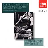 Debut - Schumann, Daelli, Nielsen, et al / Mayer, Becker