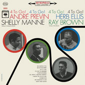 André Previn (Conductor/Piano): 4 to Go!