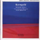 Korngold: Orchestral Works, Vol. 4 - Symphony Op.40; Theme & Variations Op.42; Straussiana / Albert / NW German Phil.