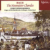 Bach: The Neumeister Chorales / Christopher Herrick