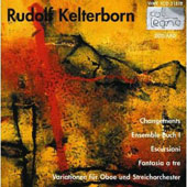 Kelterborn: Changements, Ensemble-Buch, etc / Holliger