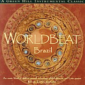 David Lyndon Huff/Jack Jezzro: Worldbeat Brazil