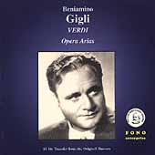 Opera Arias / Beniamino Gigli