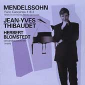 Mendelssohn: Piano Concerto no 1 & 2, etc / Thibaudet, et al