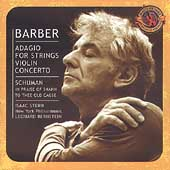 Expanded Edition - Barber, Schuman, etc / Bernstein, Stern