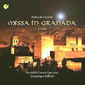Missa in Granada c. 1520 / Vellard, et al