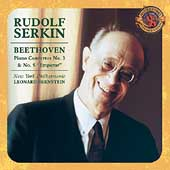 Expanded Edition - Beethoven / Serkin, Bernstein, NYPO
