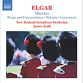 Elgar: Marches / Judd, New Zealand Symphony Orchestra
