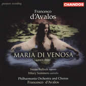 D'Avalos: Maria di Venosa / D'Avalos, Bullock, Summers