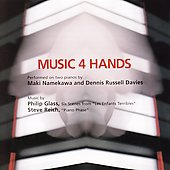 Music 4 Hands - Glass, Reich / Namekawa, Davies