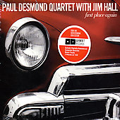 Paul Desmond Quartet/Paul Desmond: First Place Again [Import Bonus Track] [Remaster]