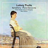 Thuille: Symphony, Piano Concerto / Triendl, Haydn Orchestra