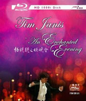 Tim Janis: An Enchanted Evening / Lisa Fischer, Fionnuala Gill, Jim Cole [Blu-Ray]