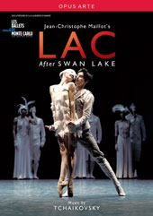 Tchaikovsky: 'Swan Lake' ('Lac' adaptation) / Behrend, Ball, Bourgond, Prieto, Koike, Vergruggen, Coppieters et al.; Les Ballets de Monte Carlo; St. Louis SO; Slatkin. [DVD]