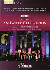 CHORAL/EASTE / Sacred Music: An Easter Cele / Christophers:dir/Sixteen, Th