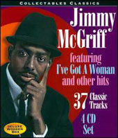 Jimmy McGriff: Collectables Classics [Box Set] [Box]