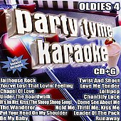 Sybersound: Party Tyme Karaoke: Oldies, Vol. 4 [2006]