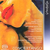 Conciertango - Piazzolla, Emilio, et al / Paszkowski, et al