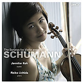 Schumann: Sonatas for Violin and Piano / Koh, Uchida