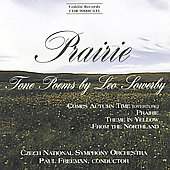 Prairie - Tone Poems by Leo Sowerby / Paul Freeman, et al