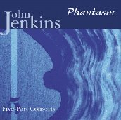 Jenkins: Five-Part Consorts / Phantasm