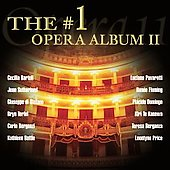 The # 1 Opera Album Vol 2 / Bartoli, Pavarotti, Price, et al