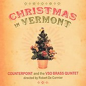 Christmas in Vermont - Pinkham / Vermont Symphony Brass