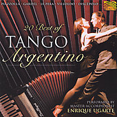 Enrique Ugarte: 20 Best of Tango Argentino
