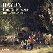 Haydn: Piano Trios Vol 1 / Florestan Trio