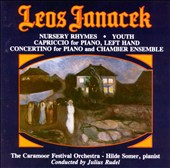 Janacek: Concertino; Capriccio; Youth; Nursery Rhymes