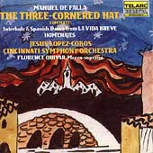 Classics - Falla: Three Cornered Hat, Homenajes /Lopez-Cobos