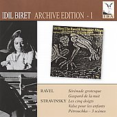 Idil Biret Archive Edition, Vol. 1: Ravel, Stravinsky