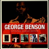 George Benson (Guitar): Original Album Series [Digipak]