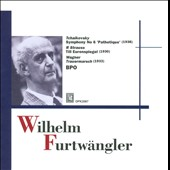 Furtwangler conducts Tchaikovsky, Wagner & Strauss