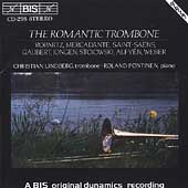 The Romantic Trombone / Lindberg, Pöntinen