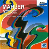 Mahler: Symphony No. 4 / Honeck