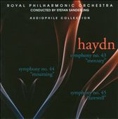 Haydn: Symphonies Nos. 43, 44 & 45