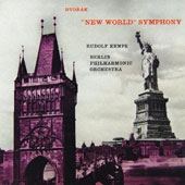 Dvorák: New World Symphony / Rudolf Kempe - Berlin PO