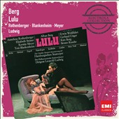 Alban Berg: Lulu / Rothenberger, Blankenheim, Meyer, Ludwig  (Electrola Collection)