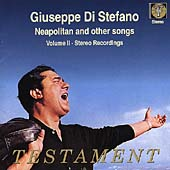 Giuseppe di Stefano - Neapolitan Songs Vol 2