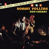 Sonny Rollins: Our Man in Jazz