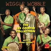 Les Cooper (Vocals): Wiggle Wobble: The Les Cooper Collection