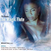 The Magic Flute - Music for flute & piano by Ransom Wilson, Gary Schocker, Ian Clarke, Kuhlau & Quantz / Tia Roper, flute; Mitchell Vines, piano