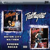 Ted Nugent: Motor City Mayhem/Sweden Rocks [PA]