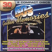 Various Artists: 50s Golden Memories