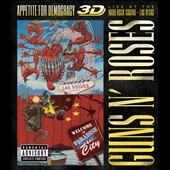 Guns N' Roses (Rock): Appetite for Democracy: Live at the Hard Rock Casino [Blu-Ray]