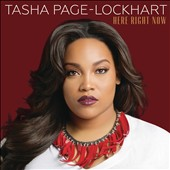 Tasha Page-Lockhart: Here Right Now
